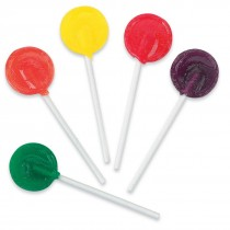Sugar Free Jolly Pops - 2 lbs.