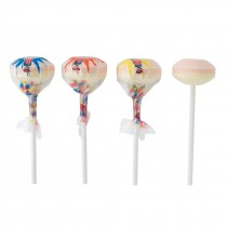 Smarties Double Flavor Lollipops