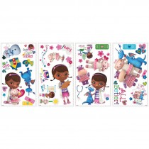 Doc McStuffins Assorted Wall Decals