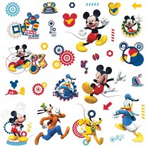 Mickey Mouse Clubhouse Assorted Wall Decals