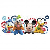 Mickey Mouse Clubhouse Large Wall Decal