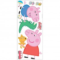 Peppa Pig Large Wall Decal