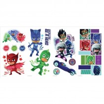 PJ Masks Assorted Wall Decals