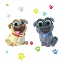 Puppy Dog Pals Large Wall Decal