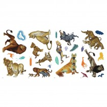 The Lion King Assorted Wall Decals