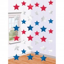 Patriotic String Decorations
