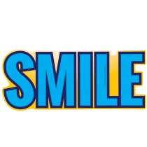 Smile Wall Cling