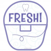 Fresh Floss Wall Cling