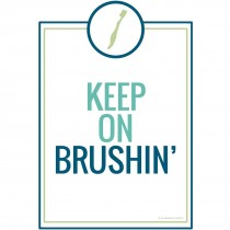 Keep on Brushin' Poster