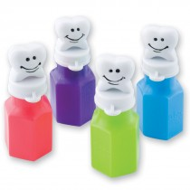 Happy Tooth Figure Bubbles