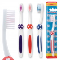 SmileCare Youth Soccer Toothbrushes