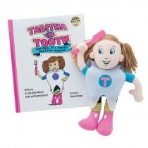 Tabitha The Tooth Book & Plush Set
