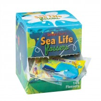 SmileCare Sea Life Flosser Single Packs
