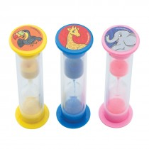 Jungle Friends 2-Minute Brushing Timers