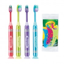 GUM® Crayola™ Metallic Marker Youth Patient Packs