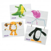 Zooby Pediatric Bibs
