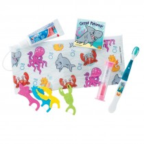 SmileCare Sea Life Pals Youth Dental Kits