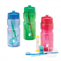 SmileMakers Custom Water Bottle Orthodontic Kits