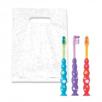 Toddler Toothbrush & Bag Value Pack