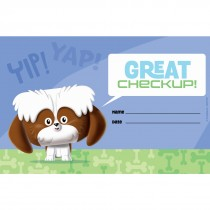 Great Check Up Puppy Awards