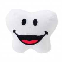 Squishie Happy Tooth Plush