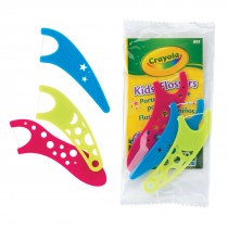 Crayola™ Kids Flosser 3-Packs