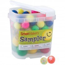 Dental Stress Balls and Bouncing Balls Sampler