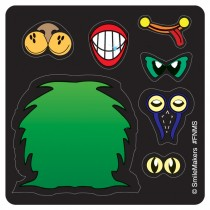 Make Your Own™ Monster Stickers