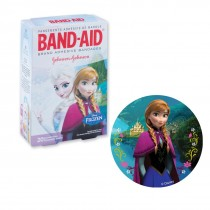 Frozen Bandage & Sticker Bundle