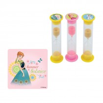 Frozen Sticker & Brushing Timer Bundle