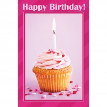 Birthday Cupcake Greeting Cards