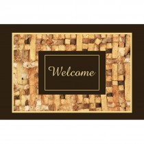 Welcome Bricks Greeting Cards