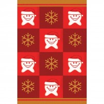 Scatter Tooth and Snowflake Greeting Cards