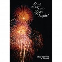 Start New Year Right Greeting Cards