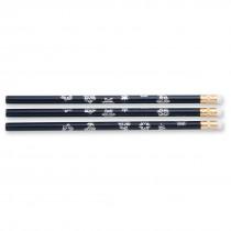 Snowflakes Pencils