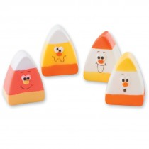 Candy Corn Finger Puppets