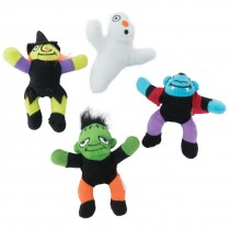 Plush Bean Bag Halloween Characters