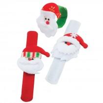 Santa Slap Bracelets