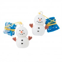 Snowman Paratroopers