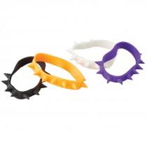 Spikey Rubber Bracelets
