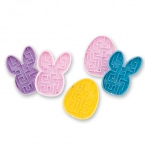 Easter Maze Puzzles