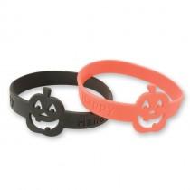 Jack-O'-Lantern Power Bracelets