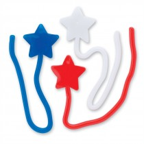 Patriotic Sticky Stars