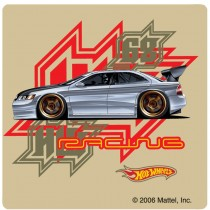 Hot Wheels™ Street Stickers