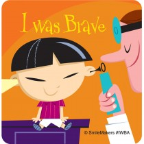 Brave Kids Stickers