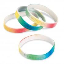 Tie Dye Power Bracelets