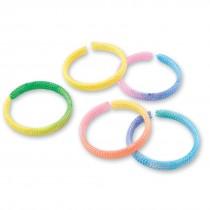 Rainbow Cuff Bracelets