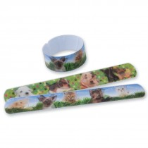 Flicker Slap Bracelets