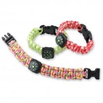 Parachute Compass Bracelets