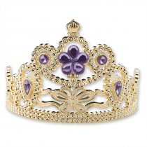 Golden Princess Tiaras